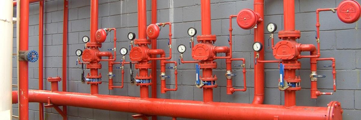 Instalação de redes de hidrantes para ambientes industriais e prediais
