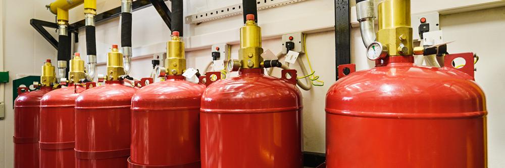 Venda, instalação e elaboração de projetos de gases FM 200