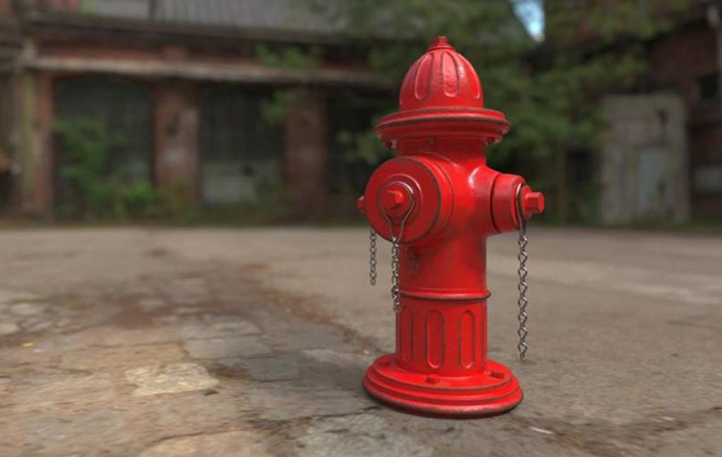 Hidrante de solo ou urbano