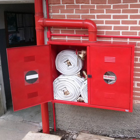 Hidrante contra Incêndio