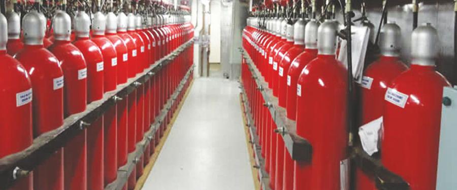 Sistema fixo de supressão a incêndios: O que é e quais os tipos mais utilizados